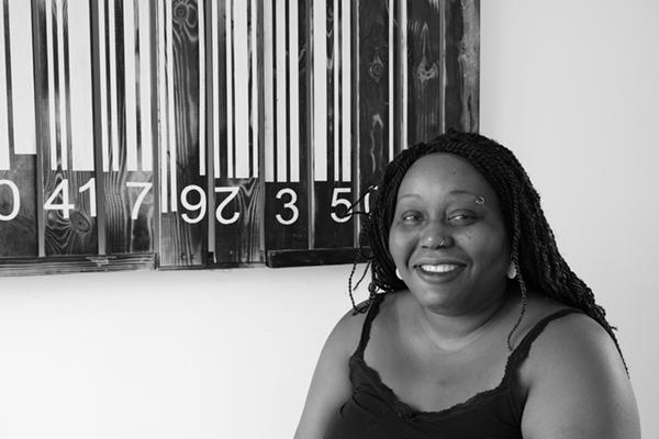 Barcoded - Fadzai Mwakutuya